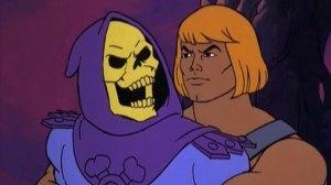 Apenas He Man pode controlar a ameaça do Esqueleto